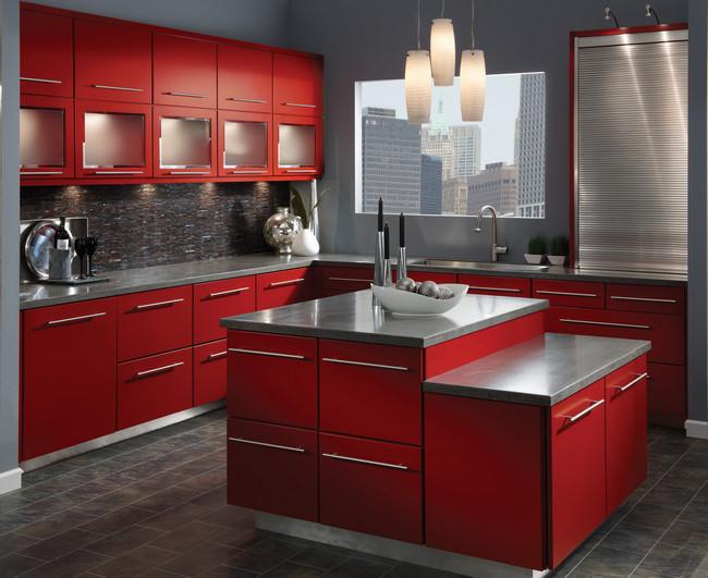 kraftmaid kitchen cabinets. cardinal kitchen paired with a classically modern design KraftMaid Kitchen Cabinets  Bradenton FL