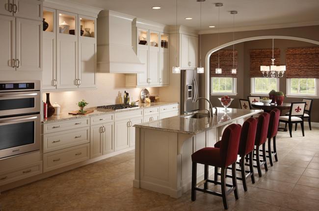 Kraftmaid kitchen cabinets bradenton fl - Fotos de cocinas americanas ...