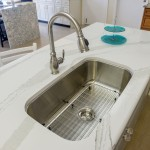 Cambria Quartz Countertop, Eclipse Sink
