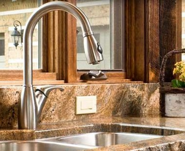Faucets, Sinks & Showers