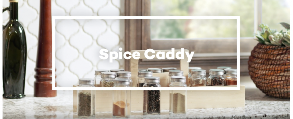 KraftMaid® Spice Caddy